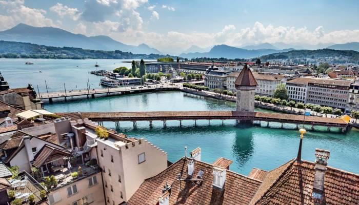 An Welchem See Liegt Luzern